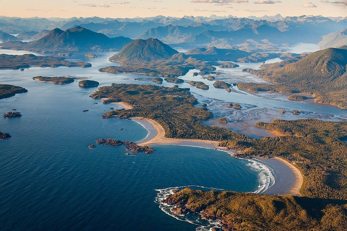 выслеживая путешествие остров ванкувер фотографии видно фото