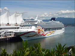 17 - Cruise Ship in Vancouver, BC