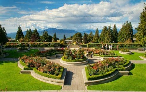 5 мест в Ванкувере, где можно увидеть весну во всей красе