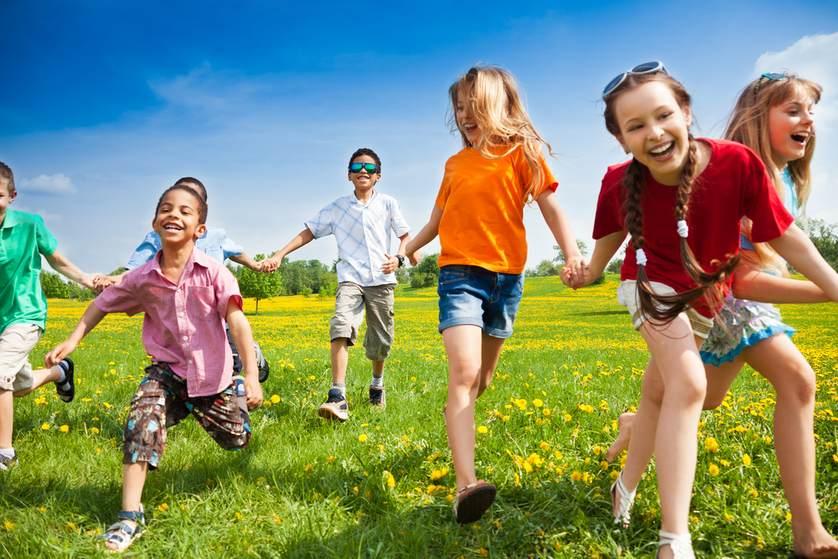 игры для детей 10 лет на природе раме основан