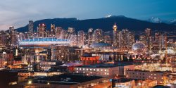downtown-vancouver-skyline-evening