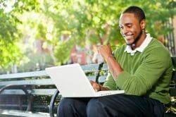 man-using-laptop