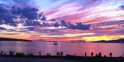 наш Ванкувер,где посмотреть закат в Ванкувере