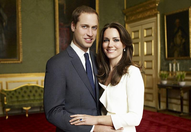 принц уильям и кейт миддлтон фото