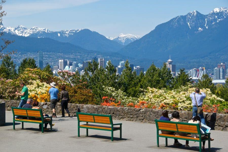 Где сделать красивые фотографии в Ванкувере?