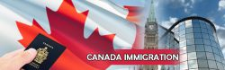 Федеральное правительство хочет лучшее узнать о том, что канадцы думают об иммиграции.