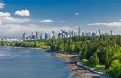 Ванкувер приблизился к цели стать самым зеленым городом в мире