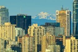Проблема с арендой и покупкой жилья в Ванкувере. Даунтаун Ванкувера
