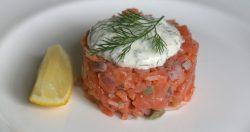 Резонансный случай в ресторане Канады В Шеобруке (Квебек) арестовали официанта за то, что он перепутал рыбу с мясом.