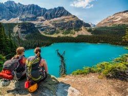 Хайкинг в Британской Колумбии, озеро ОХара, места в Британской Колумбии, которые нужно обязательно посетить