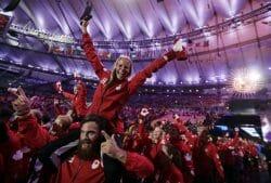 Итоги выступления сборной Канады на Олимпиаде в Рио 2016. 22 медали и 20 место