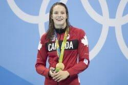 Пенни Олексяк золотая медаль Канады в Ри