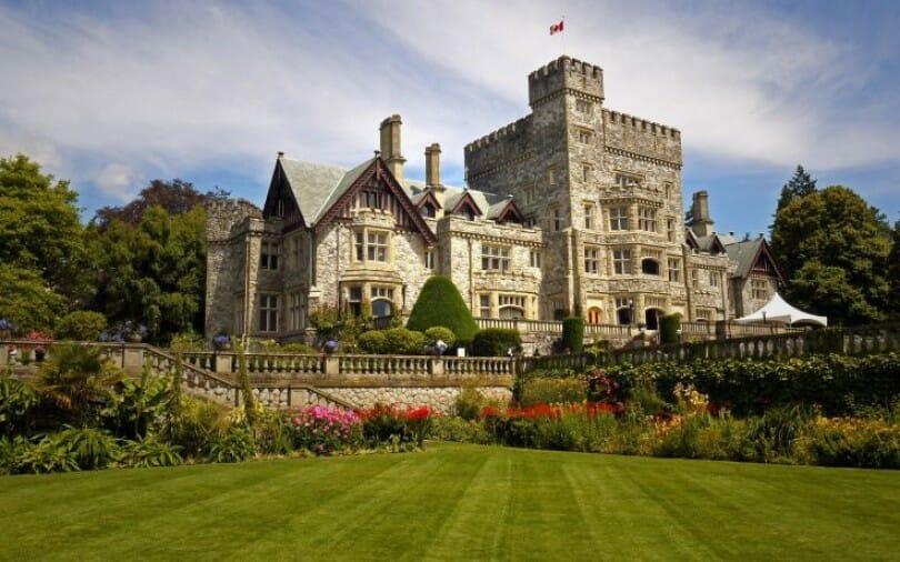 замок Виктория,замок Канада, лучшие замки мира,что нужно обязательно посетить в Канаде