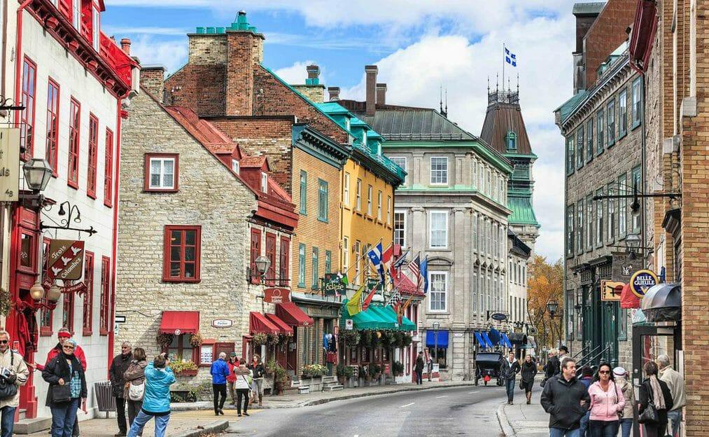 лучшие города Канады, что нужно обязательно посетить в Канаде