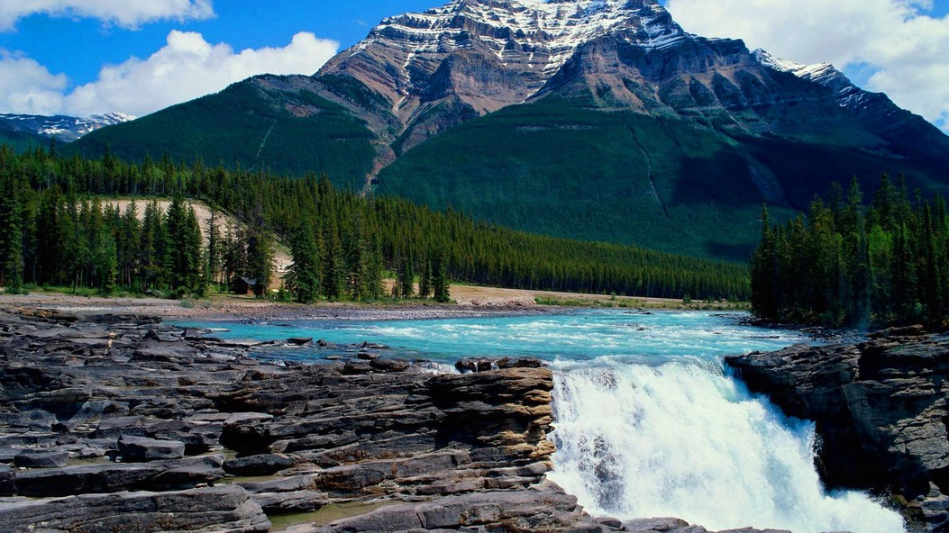 Канада, национальный парк Джаспер, дикая природа Канада,что нужно обязательно посетить в Канаде
