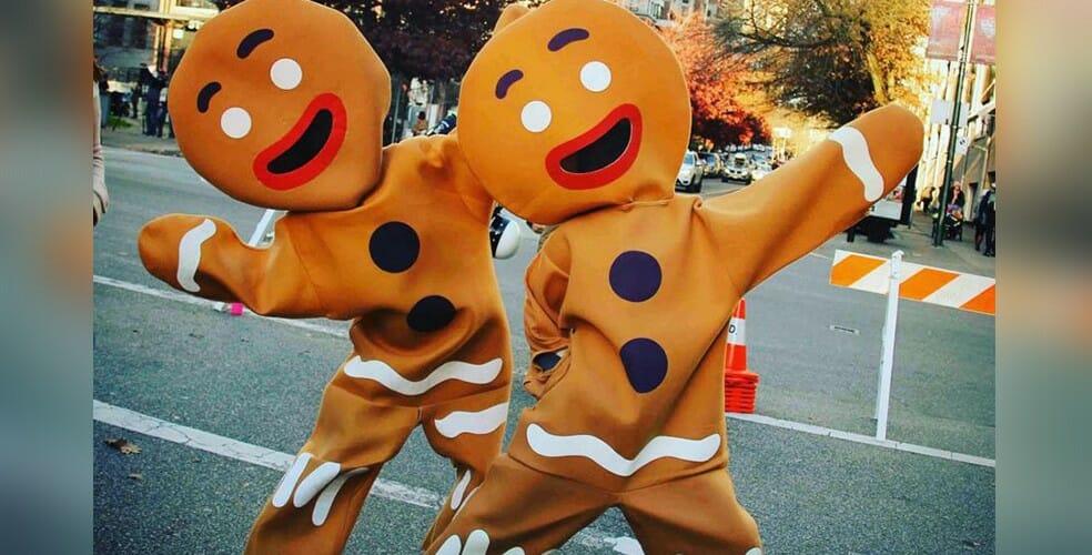 candy town, yaletown, рождество в Канаде, праздник для детей, отдых