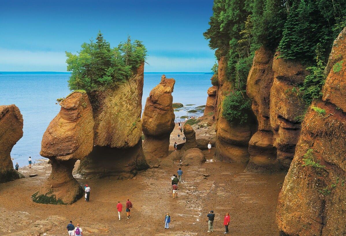 природа Канады, лучшие места планеты