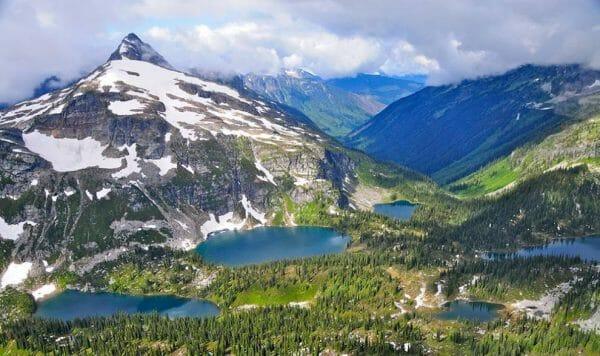 Mount Revelstoke National Park, национальные парки Канады, посетить бесплатно, 2017 год