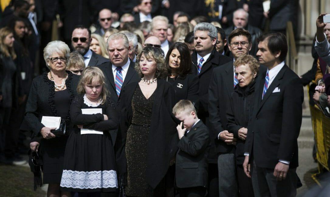 умер мэр Торонто, Роб, Новости Канады, смерть от рака
