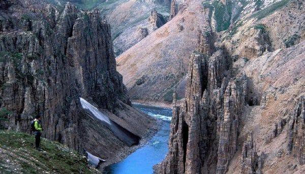 Tuktut Nogait National Park, национальные парки Канады, бесплатный вход в 2017