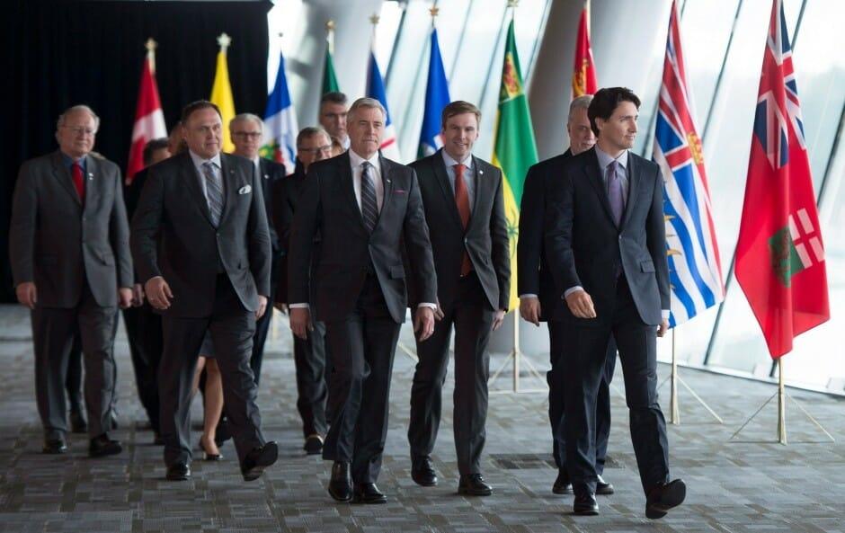 Канада борится за климат,новости Канады на русском
