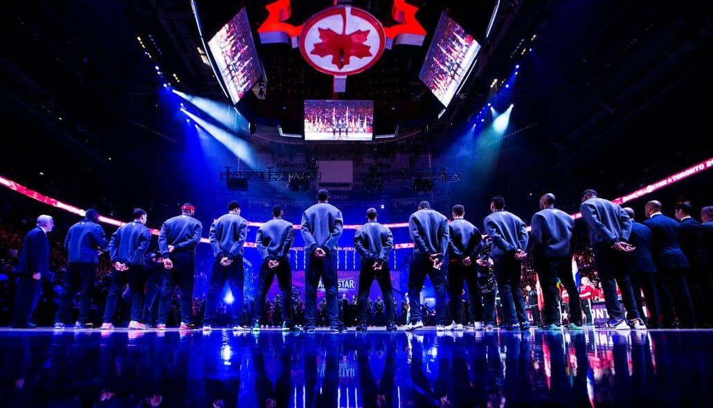 Матч звезд НБА в Торонто, новости Канады, итоги 2016 года