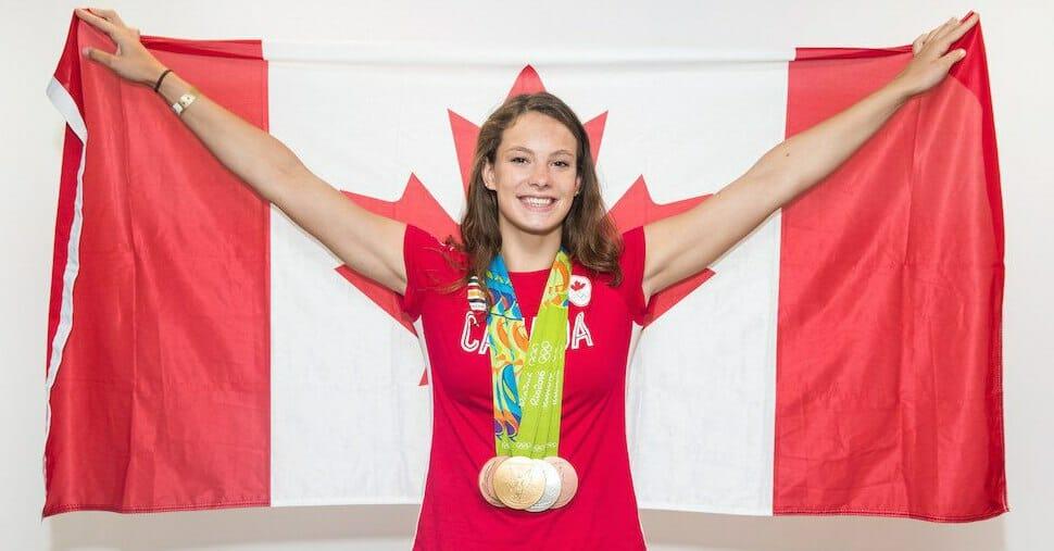 медали Пенни Олексяк, новости Канады, итоги года