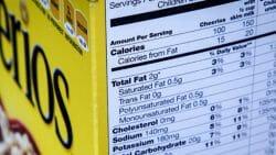 в Канаде расширили маркировку продуктов питания