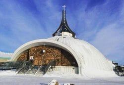 Северная Канада достопримечательности, ST. JUDE'S CATHEDRAL, Нунавут
