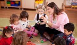 Британская Колумбия, детсад детский садик, Канада, стоимость