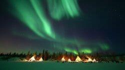 северное сияние, 150 летие Канады, бесплатно