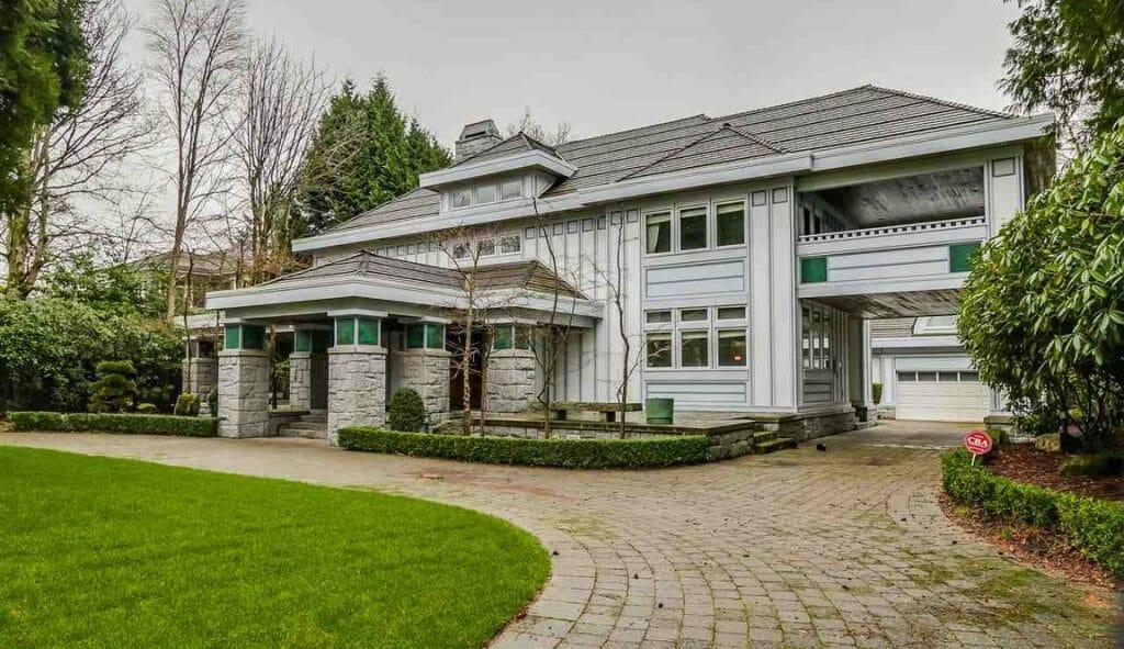 дом в Ванкувере, самая дорогая недвижимость, дом за 50 миллионов