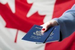 как получить канадское гражданство, США Канада, переезд в Канаду