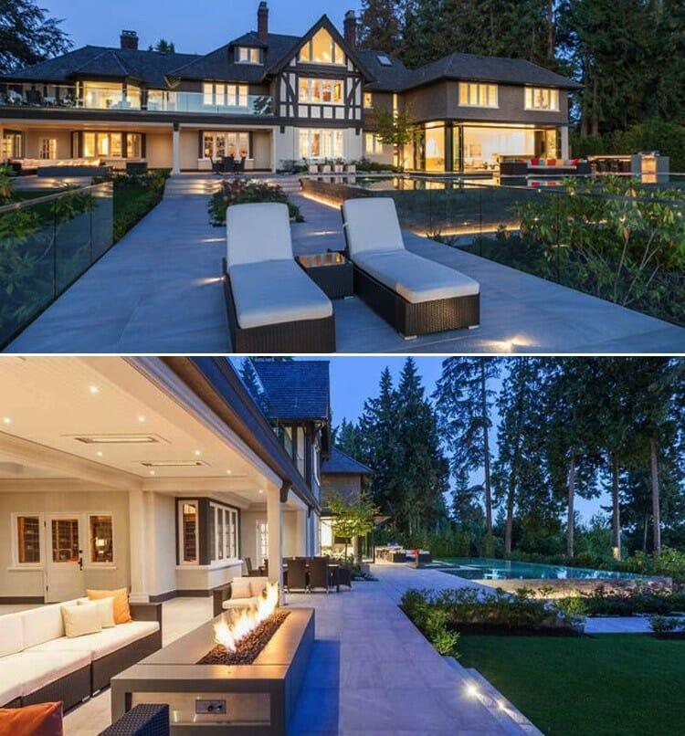 недвижимость Канада, самые дорогие дома Канада,Ванкувер
