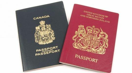 страны содружества, шенген, безвиз, Канада, Великобритания, Австралия, Новая Зеландия