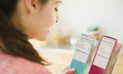Этикетка, изучать этикетку, Канада, продукты, вред сахара, добавленный сахар