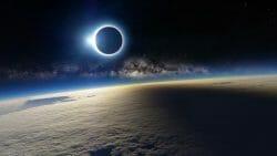 солнечное затмение, Канада, 21 августа 2017