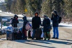 канадцы поддерживают иммиграционный указ Трампа, США, Канада, беженцы