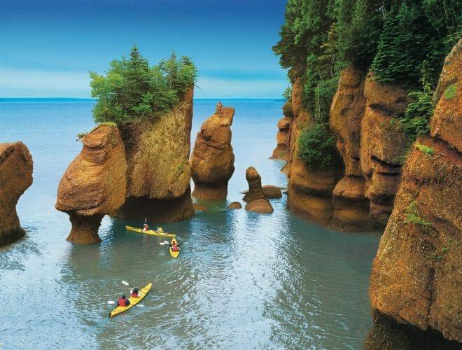 туризм, Канада, Нью Брансуик, посетить в Канаде