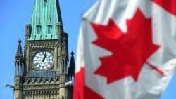 Канада, индекс доверия, правительство, Трюдо