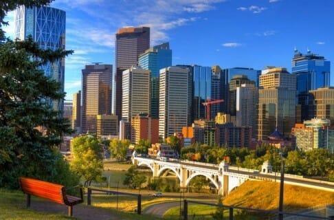 Калгари Альберта, города для создания семьи, лучшие города Канады