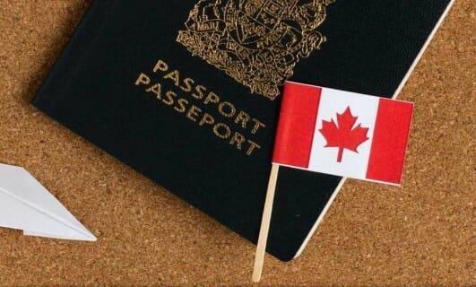паспорт Канады, канадский паспорт, как получить гражданство Канады
