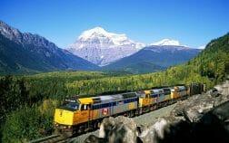 Via Rail ,путешествие по Канаде, Канада на поезде, жд в Канаде, железная дорога, Ванкувер