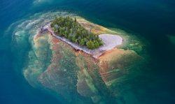 фотографии Канады с воздуха