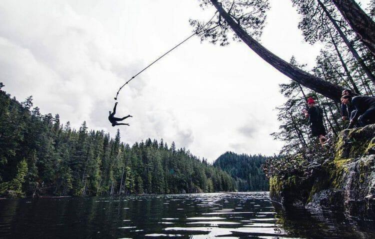 озеро Бром (Ванкувер)
