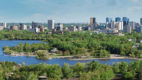 лучшие города Канады для работы и покупки дома