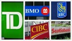 канадские банки