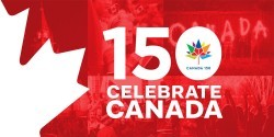 празднования юбилея Канады