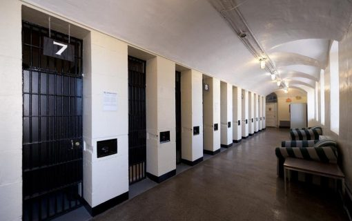 HI-Ottawa Jail Hostel,