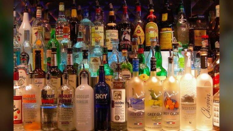 алкоголь мексика Канада